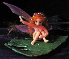 Henya the faery